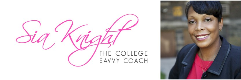 The College Savvy Coach - Sia Knight